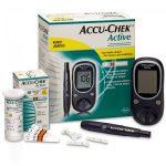 AccuCheck glucose meter