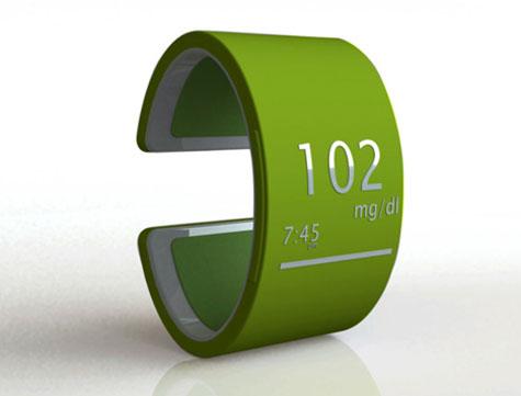 Noninvasive blood glucose testing