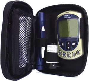 compare blood glucose meters