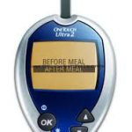 one touch glucose meters