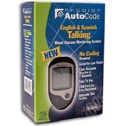 Bloodless glucose meter, talking meter amazon
