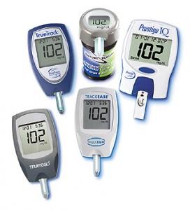 Glucose Meters Comparison