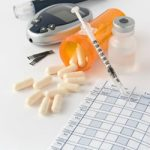 The importance of keeping a list of diabetic medications.