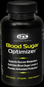 Blood Sugar Optimizer,