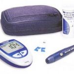 Accucheck glucose meter- reliable and dependable