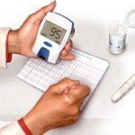 Diabetic glucose tester