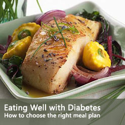 meal plans for diabetics