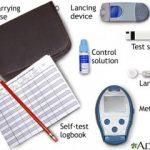 What is a prestige glucose meter?