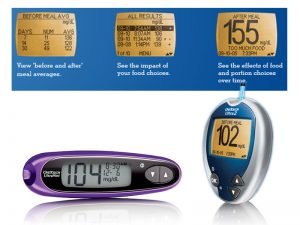 lifescan glucose meters