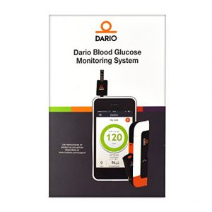 Dario Blood Glucose Monitoring